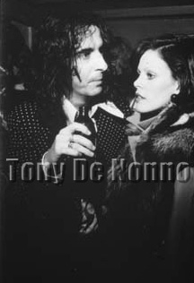 Alice Cooper and Sevinda